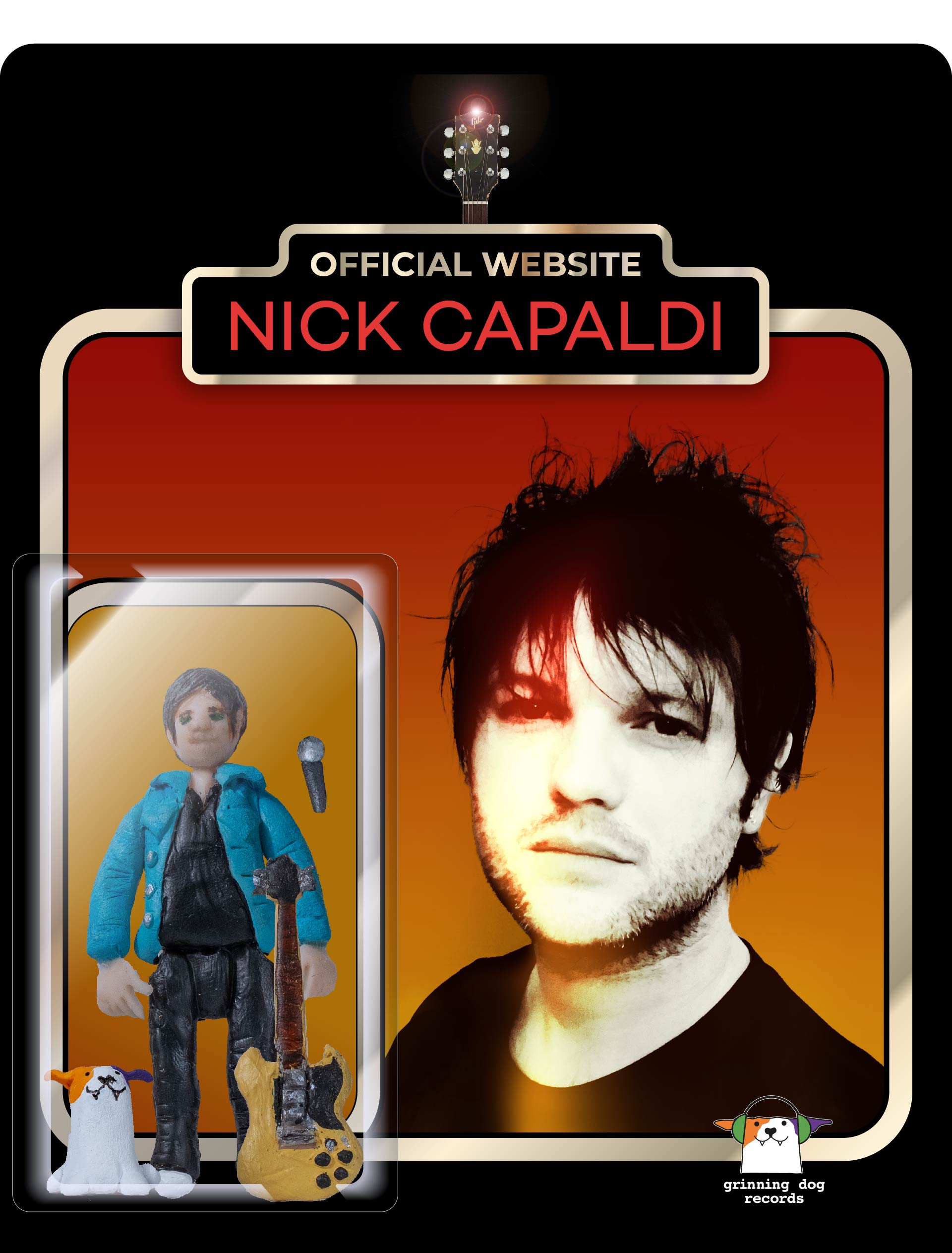 Nick Capaldi - Musician - official website